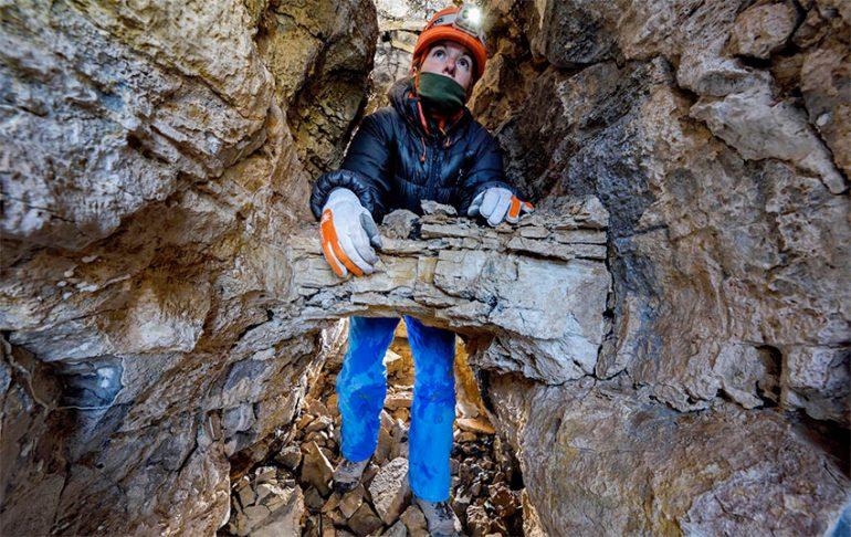 Las grutas septentrionales jamás exploradas por humanos