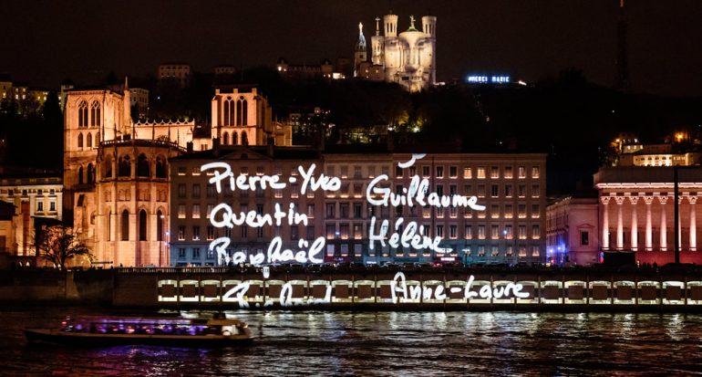 Las luces de Lyon