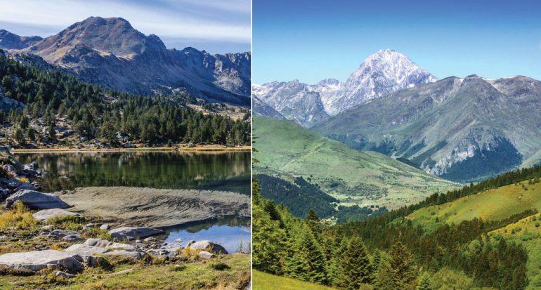 Las maravillas naturales de Andorra