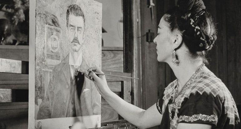 Las pinturas de Frida Kahlo en el mundo