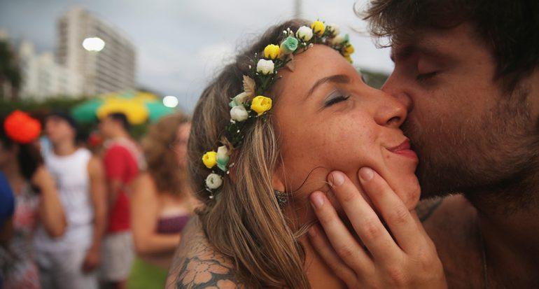Las reglas del beso