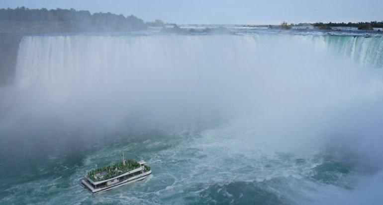 Las siete cataratas más imponentes del mundo