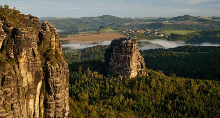 Las siete zonas protegidas (e imperdibles) de Alemania