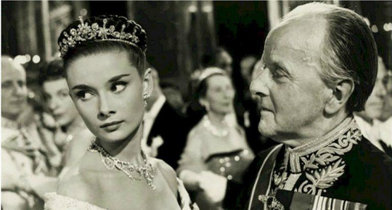 Las vacaciones de Audrey Hepburn en Roma