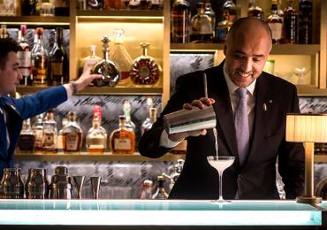 Una imagen del Donovan Bar.