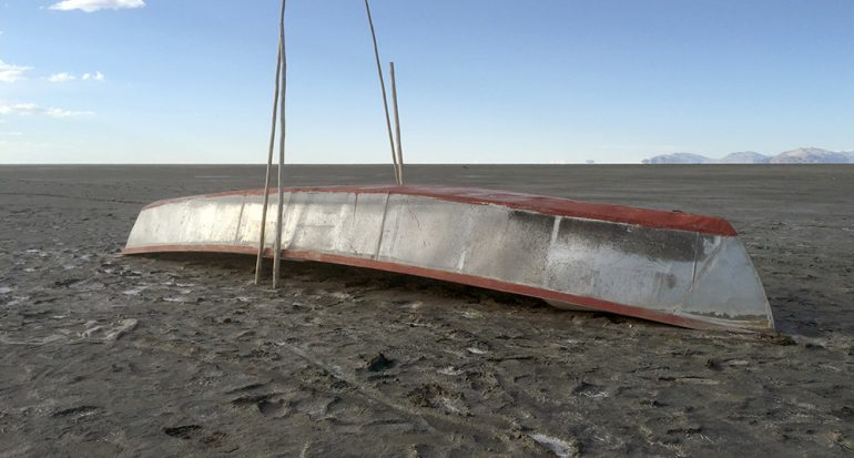 Lo temido ocurrió: Se secó el lago Poopó