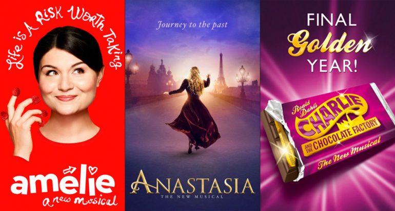 Los 10 musicales de Broadway para este 2017