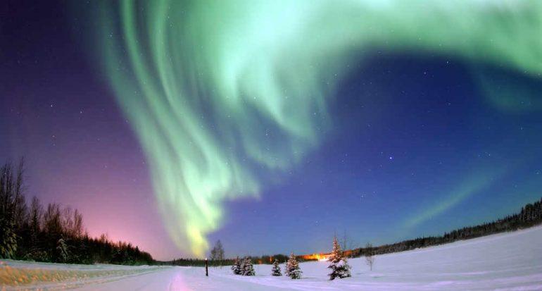 Los 3 mejores destinos para ver una aurora boreal