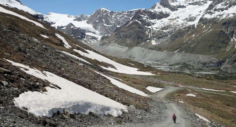 Los Alpes están listos para recibirte