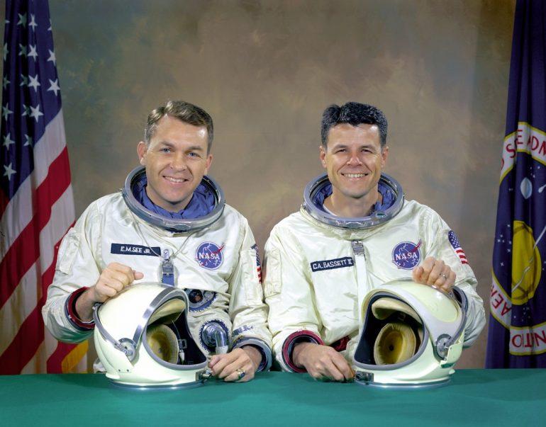 Los astronautas que no pisaron la luna