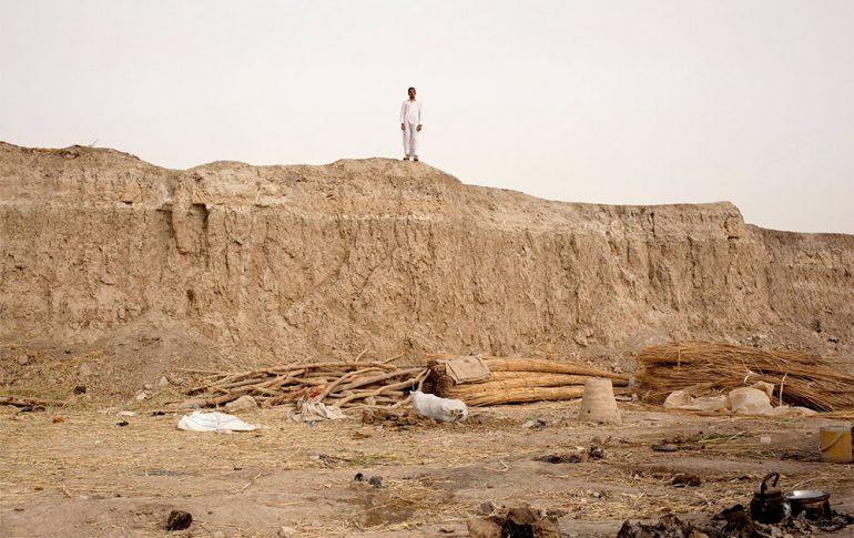 Los célebres pantanos de Irak desaparecen