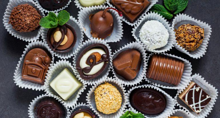 Los chocolates más ricos del mundo