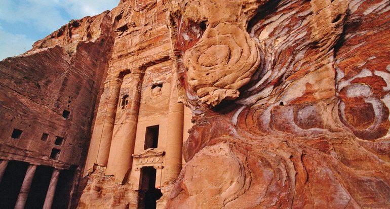 Los colores de Petra