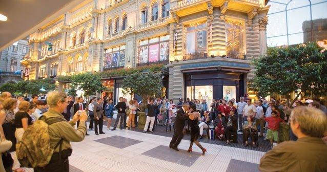 Los coloridos barrios de Buenos Aires