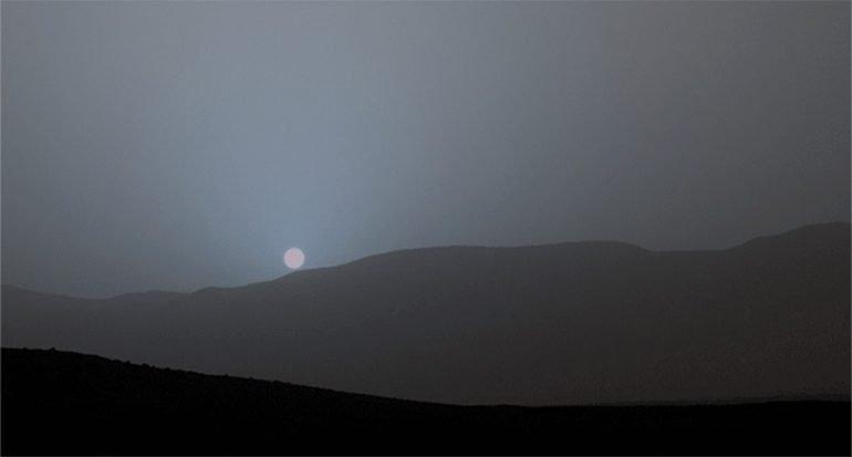 Los descubrimientos de Curiosity en Marte