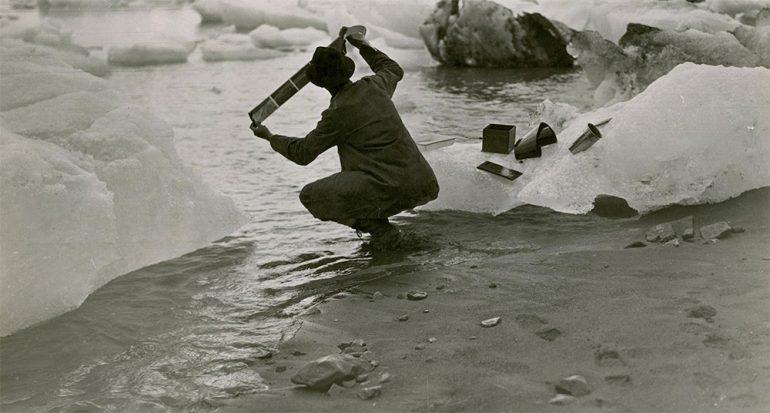 Los fotógrafos de National Geographic en la antigüedad