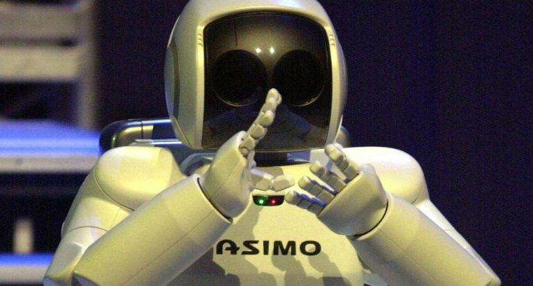 Los héroes robot