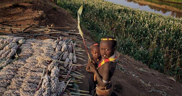 Los humanos migraron de África