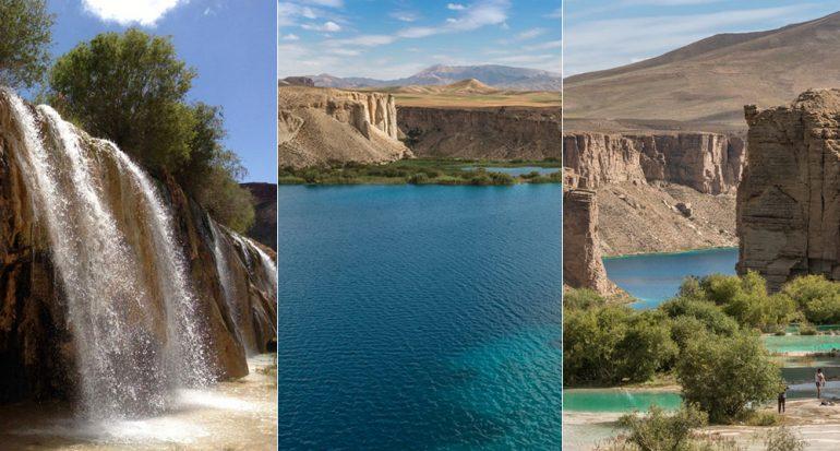 Los lagos de Band-e Amir