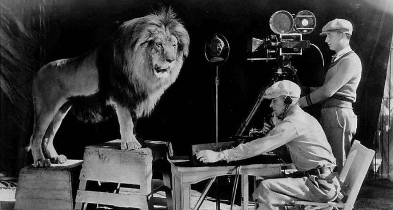 Los leones de la Metro-Goldwyn-Mayer