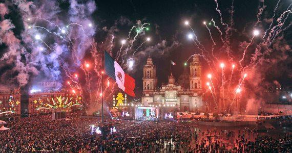 """Los mejores destinos para celebrar """"el Grito"""" en México"""