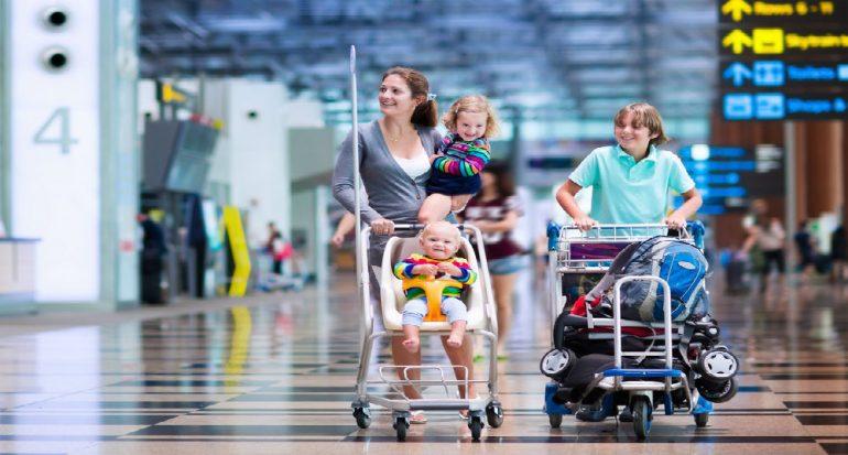 Los mejores lugares para viajar con niños