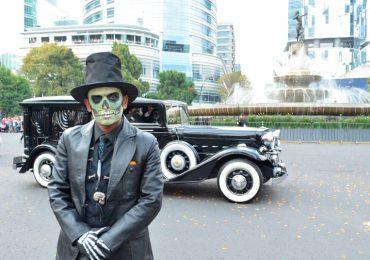 Los mejores momento del desfile del Día de Muertos en la CDMX