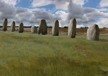 Los monolitos vecinos a Stonehenge