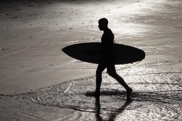 Los paraísos del surf