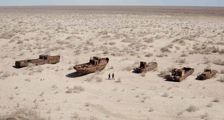 Los pecados del mar de Aral