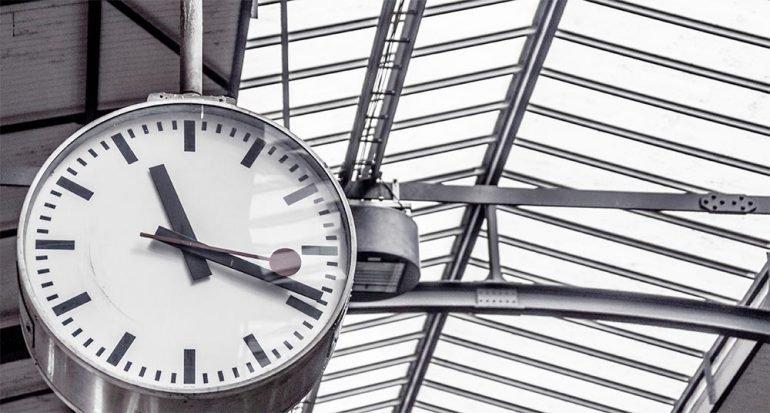 Los relojes del mundo se adelantarán 1 segundo
