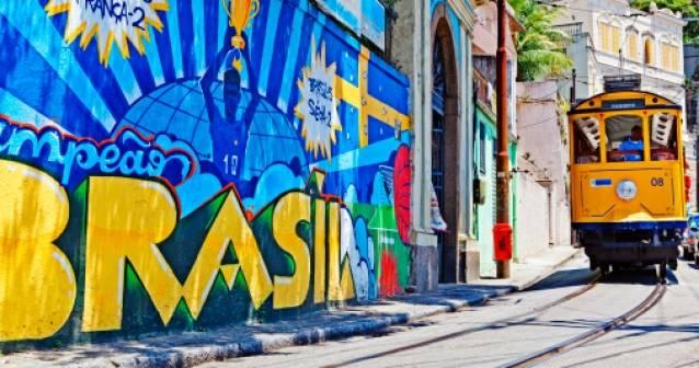 Los tres rescates de Brasil