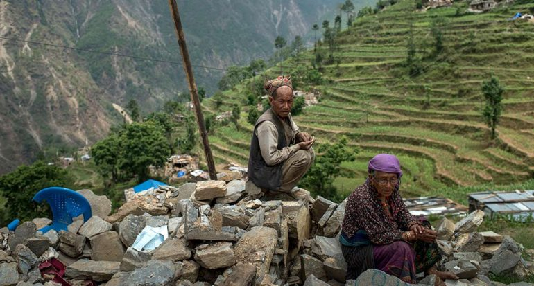 Los turistas deben evitar Nepal