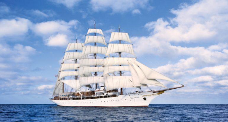 Los veleros gigantes festejan 100 años