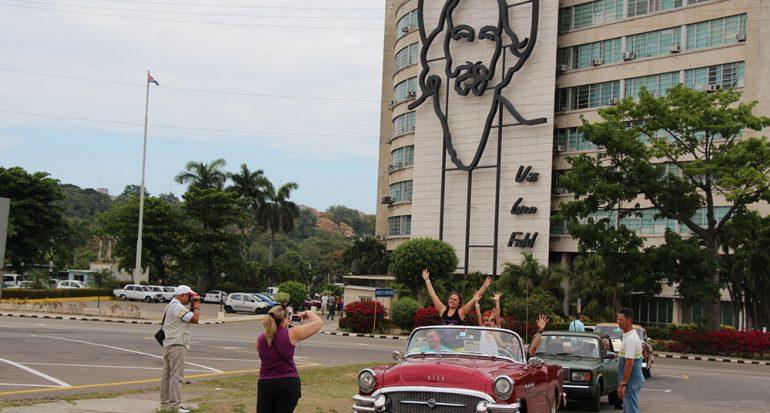 Los viajes a Cuba