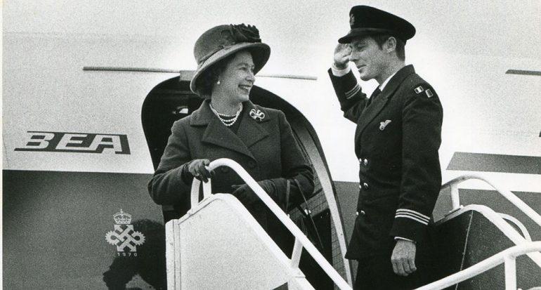 Los viajes de la Reina