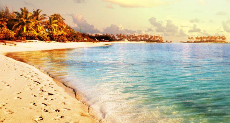 Lugares que parecen el paraíso