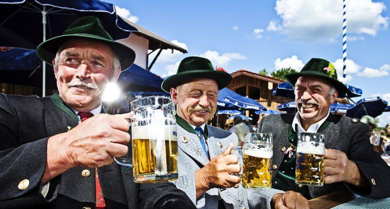 Lugares secretos para descansar de la Fiesta de la Cerveza en Múnich