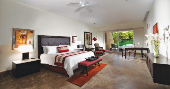 Lujo todo incluido en el Grand Velas All Suites  Spa Resort