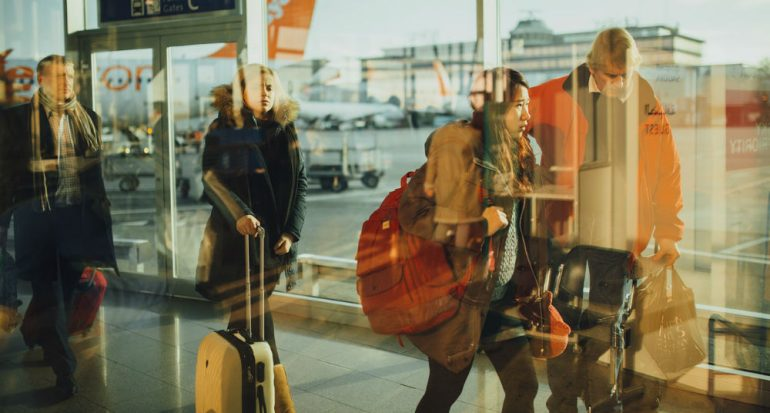 Más ligero y móvil: viajar sólo con equipaje de mano