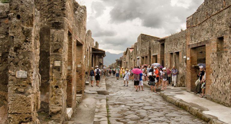 Más para conocer en la ciudad destruida por el Vesubio