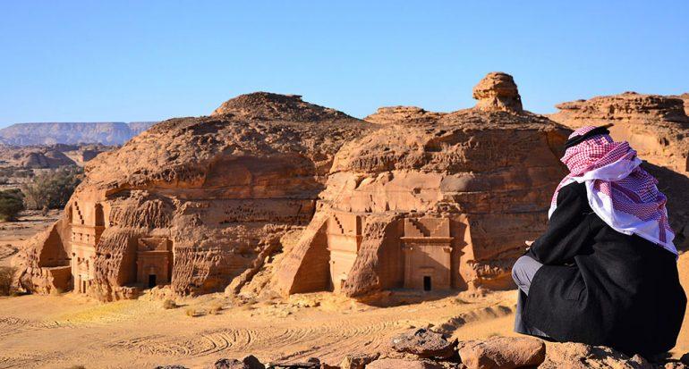 Mada´in Saleh: la joya de Arabia Saudita
