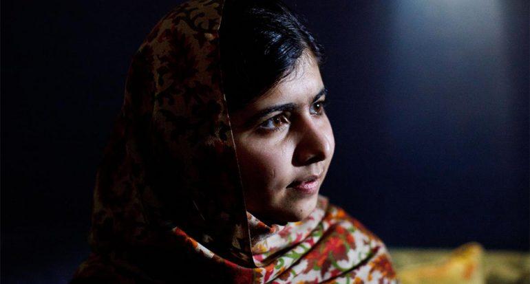 Malala habla de enfrentar líderes mundiales en la adolescencia