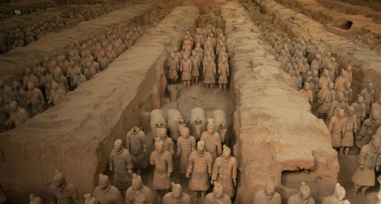 Maravilla y emoción de la arqueología