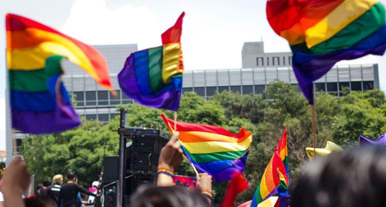 Marcha del Orgullo 2017 en la Ciudad de México