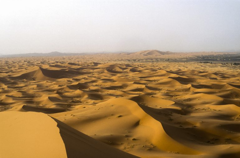 Marruecos todoterreno