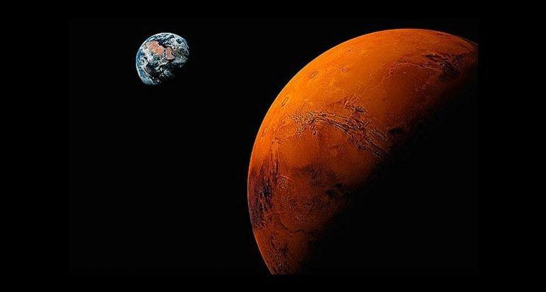 Marte estará más cerca que nunca y brillante en el cielo