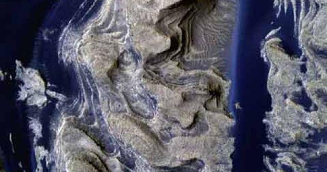 Marte muestra rastros de acuíferos