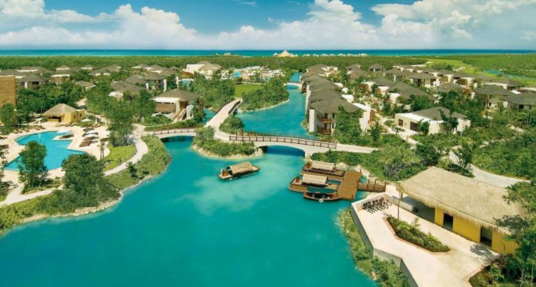 Mayakoba es un paraíso ecológico en la Riviera Maya