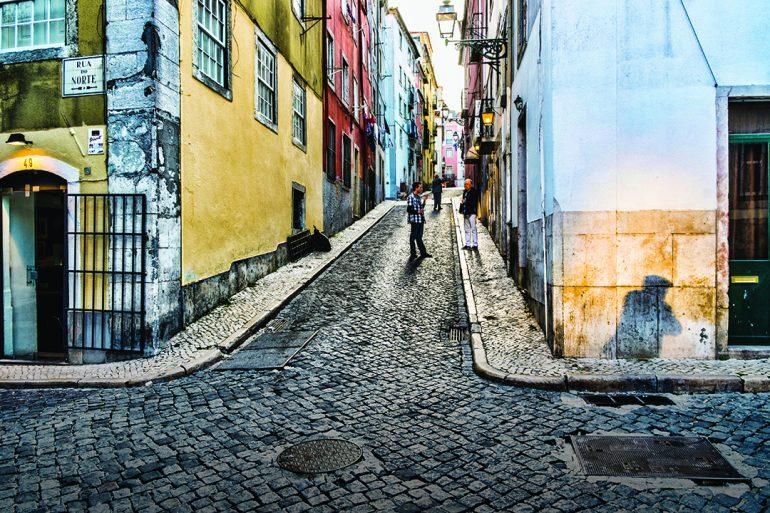 Mi cita con Lisboa